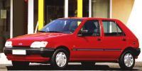 Ford Fiesta III. Пятидверный хэтчбэк