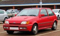 Ford Fiesta III. Трехдверный хэтчбэк