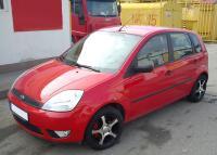 Ford Fiesta V. Пятидверный хэтчбэк