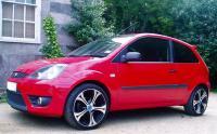 Ford Fiesta V. Трехдверный хэтчбэк