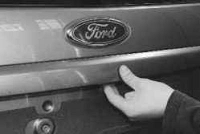 Как открыть ford focus 2