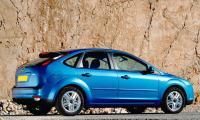 Ford Focus II. Вид сзади
