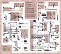 12.37 Электросхема 5: Системы адаптивной подвески и управления скоростью