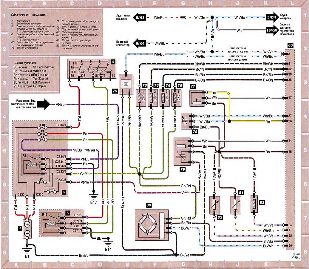 Электронные схемы электроприводов