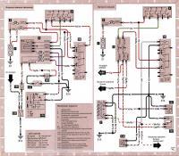 12.46 Электросхема 14: Внутренние световые приборы