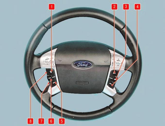 круиз контроль форд фокус 2 инструкция - фото 10