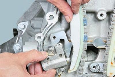 Замена цепи грм форд мондео 2.3