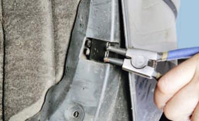 Крепление заднего брызговика форд мондео фото 780-432