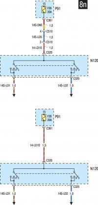 Схема 8n.