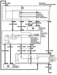 Стеклоочиститель и система омывания с задним дворником