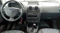 Ford Fusion. Интерьер