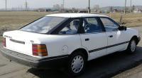 Ford Scorpio I. Вид сзади