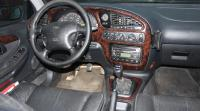 Ford Scorpio II. Интерьер
