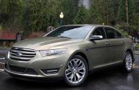 Форд Таурус VI. Рестайлинг 2013 года
